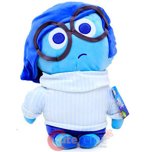 247c96fff52 Disney Inside Out Sadness Plush Doll 16