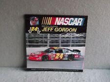 JEFF GORDON NASCAR 2003 WALL CALENDAR #24 Dupont TIme Factory Multi-color