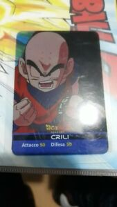 dragon-ball-lamincards-edibas-italia-serie-oro-n-93
