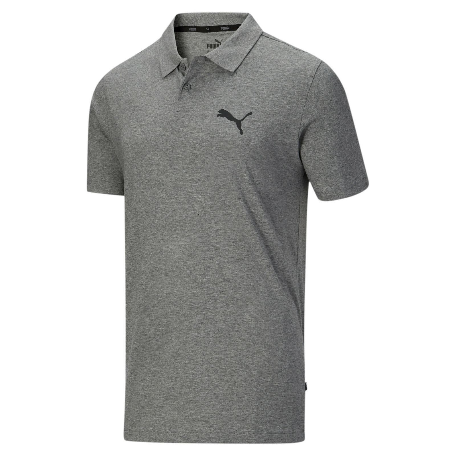 Image 111 - PUMA-Men-039-s-Essentials-Jersey-Polo