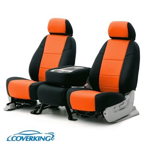 Details about  /Coverking Custom Front Row Seat Covers Neoprene Choose Color