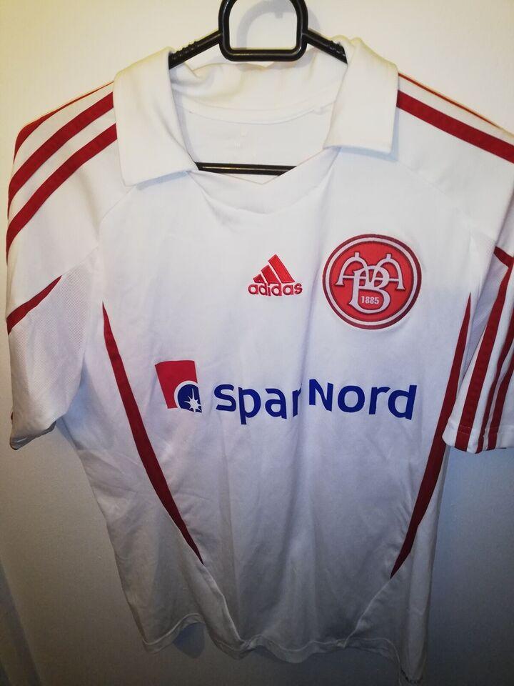 Fodboldtrøje, Aab Aalborg boldklub trøje, Adidas