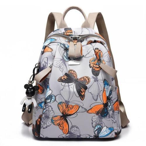 Anti-theft Backpack Oxford Cloth Waterproof Female Shoulder Bag Large Capacity