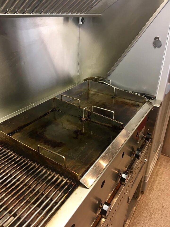 Food Trailer / Food truck