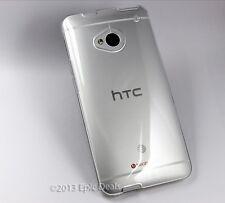 Ultra Clear Hard TPU Gel Skin Case Cover for HTC One 2013 M7 Phone Accessory