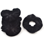 Solid-Floral-Bow-Scrunchie-Hair-Band-Elastic-Hair-Ties-Rope-Scarf-Accessories thumbnail 101