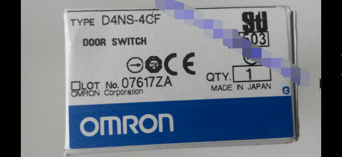 1PC  NEW   Omron   D4NS-4CF   free  shipping &R1