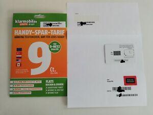 Klarmobil Sim Karte.Details Zu Neu Frei Prepaid Klarmobil Sim Karte Mit 10 Euro Guthaben Ausland Und Deutschla