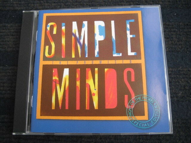 CD  SIMPLE MINDS  The Promised  Special Edition - Night of the Proms  Neuwertig