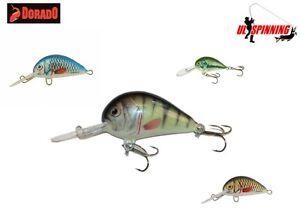 Dorado-Lures-ALASKA-Floating-var-Colours-Crankbait-Baits-Pike-Lure-Perch-Bass