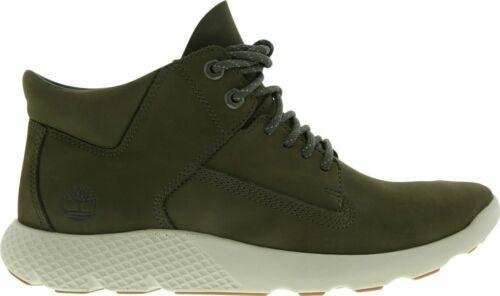 Timberland Leather Tamaño 12 A 6 Reino Unido estrenar Chukka Men's Flyroam Verde Boot FFnRwgrZqa