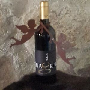 Edelrost Engel Zum Wickeln Fur Weinflaschen Flasche Dekoration