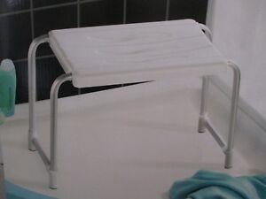 Wenko sgabello da bagno e arredo norway legno noce