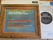 SXL 6328 Mussorgsky Pictures at an Exhibition / Ashkenazy / Mehta