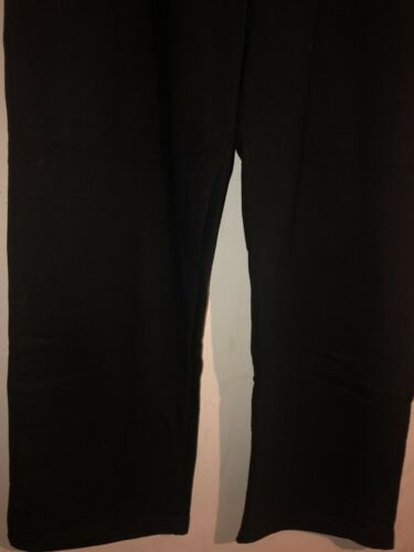 Workout FOUNDRY Young Men's Black Lounge Exercise Sweat Pants FREE Shpg NWTA