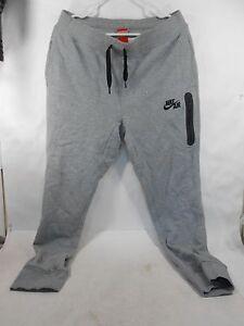 quality design f12c0 3e36a Image is loading Nike-Air-Pivot-Cuffed-Pants-Grey-687054-063-