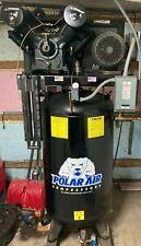 Eaton 80 Gallon 75 Hp Single Phase Vertical Air Compressor