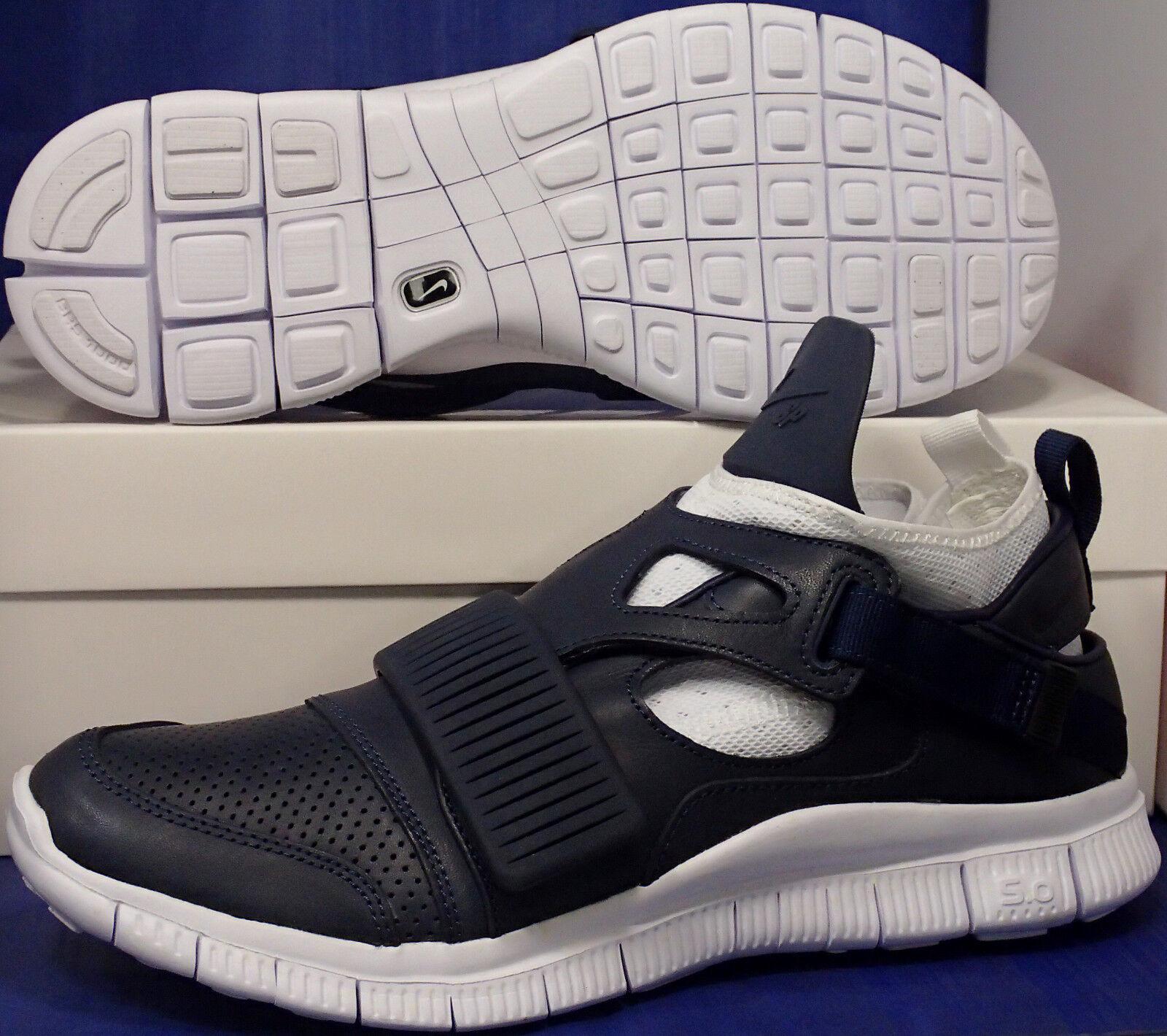 Nike Free Huarache Carnivore Sp Obsidiana Azul blancoo Negro Talla 10