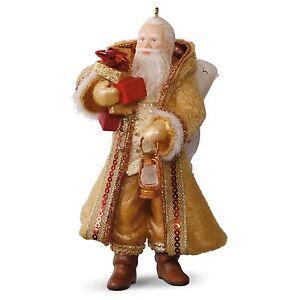 Hallmark 2016 Father Christmas Series Ornament   eBay