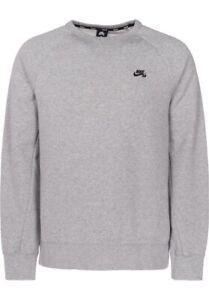 Nike SB Incon DK Sweatshirt Grau Rot