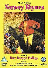 Makaton Nursery Rhymes Dvd 2006