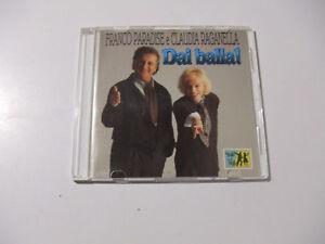 Franco-Paradise-E-Claudia-Raganella-Dai-Balla-CD-Album-Audio-ITALIA-1992