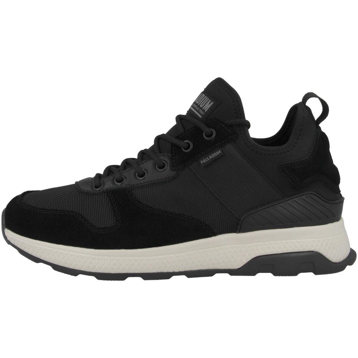 Palladium Ax _ Eon Esercito Runner Scarpe Uomo Casual Sport Sneakers Black