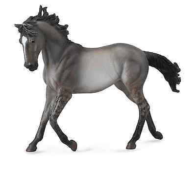 MUSTANG MARE GRULLA CollectA 2012 Deborah McDermott's Model Horses NEW 88544