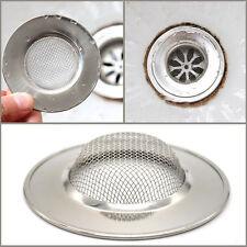 Bathtub Hair Catcher Stopper Shower Drain Hole Filter Strainer Stainless  Steel