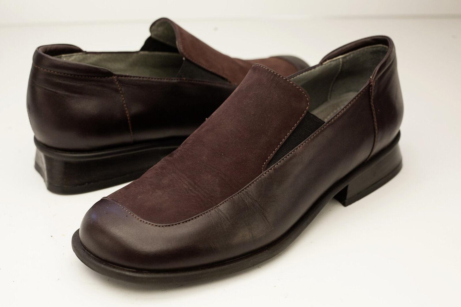 Beautifeel 6.5 Brown Slip On Women's Shoes