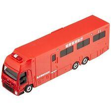Takara Tomy Tomica 137 Isuzu Giga Base Functional Formable Truck Diecast Toy.