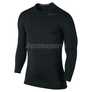 Image is loading Nike-Men-Pro-Hyperwarm-Compression-Tops-Running-Training-