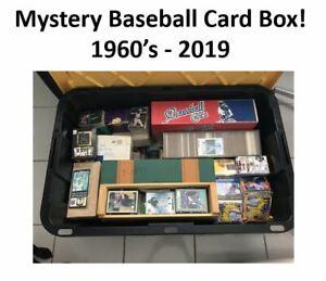 BASEBALL-CARD-BOX-mixed-lot