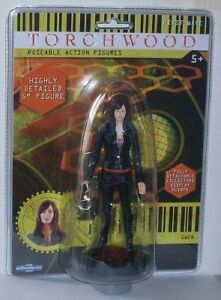 Torchwood-Action-Figure-Gwen-Cooper-Eve-Myles-NEW-Just-small-numbers-remain