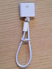 Lightning to 30-Pin Adapter Cable 0.2m for iPhone iPad iPod - iOS 10 Compatible