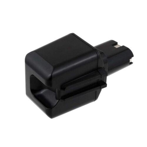Batería para Bosch modelo 2607335014 NiMH Knolle 2000mAh 12V 2000mAh//24Wh NiMH
