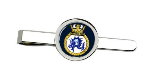 Royal Navy Clip De Corbata HMS Brighton