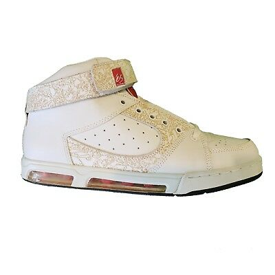 ES Adrian Blanca Collaboration TT Deluxe Skate Shoes High Top