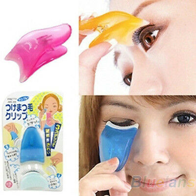 New Arrival Eyelash Curler False Eyelash Clip Applicator Makeup Cosmetic Tool B8