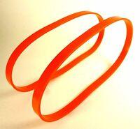 Toolkraft 9 Inch Band Saw Model 4500 Urethane Tire Set Of 2 Belts Usa