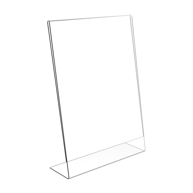 acrylic poster menu holder perspex leaflet display stands a3 a4 a5 a6 a7 a8 a9