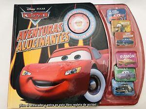 Disney-Aventuras-Alucinantes-Cars-Spanish-Edition