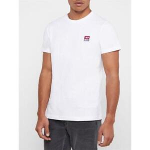 Diesel T-DIEGO-DIV Herren T-Shirt Tee Shirt Kurzarm