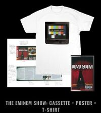 The Eminem Show: Cassette + Poster + T-Shirt Anniversary Bundle