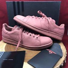 premium selection 39733 9ddc5 Adidas Raf Simons Stan Smith Ash Pink Dust Sand Orange Green Mens Size 13  ASAP