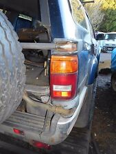 toyota hilux surf driver o/s  rear light ln130 kzn130 breaking part r fast post