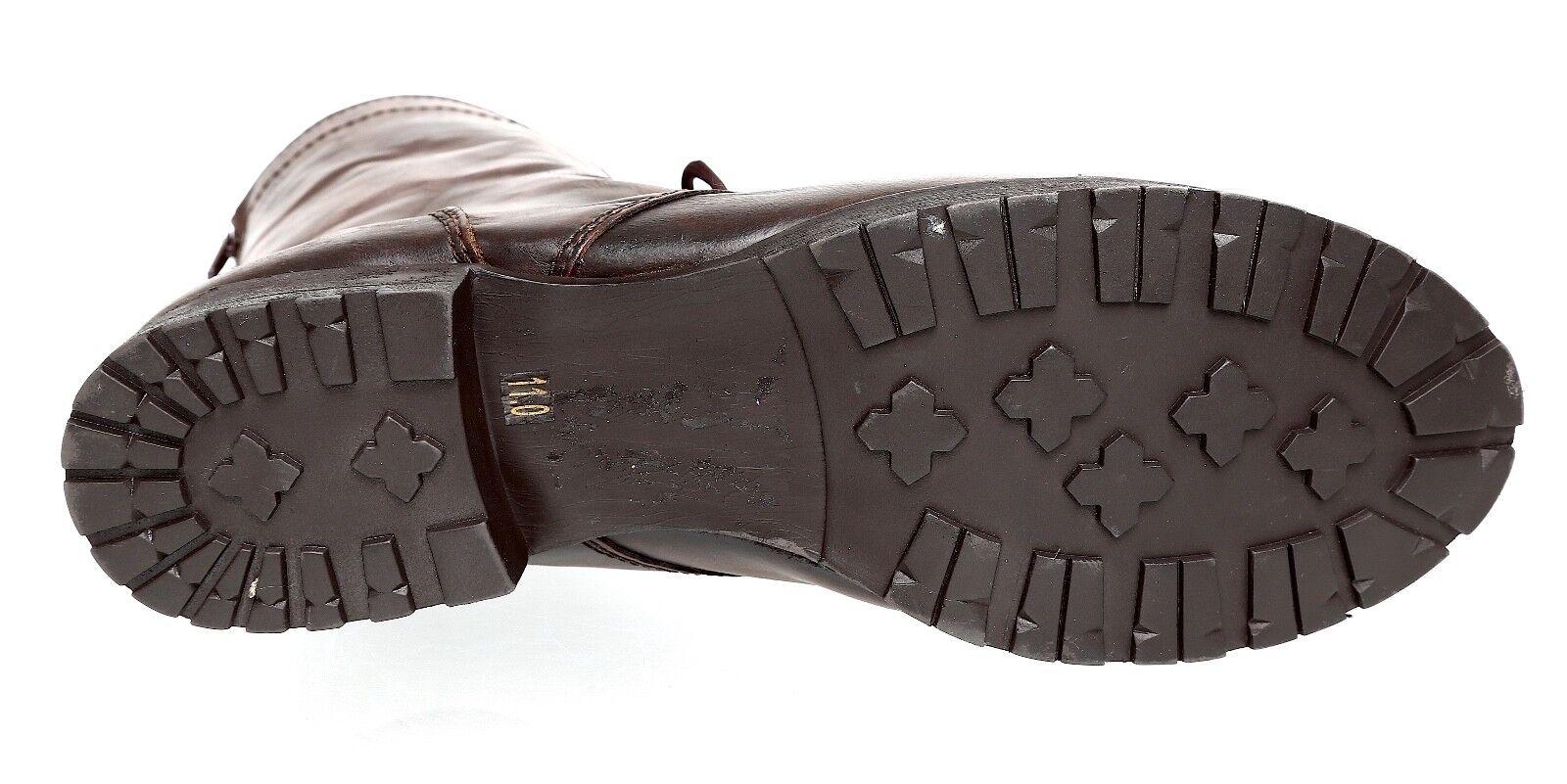 Steve Madden Snider Snider Snider Leather Stiefel braun damen Sz 11 M 5945  78032f