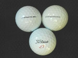 20-TITLEIST-034-PRO-V1X-034-2016-19-MODELS-034-DOUBLE-NUMBERS-034-Golf-Balls-034-A-034-Grade