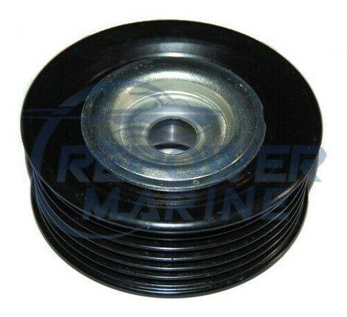 Keilrippenriemen 7.6cm Metall Spannrolle für Mercruiser V6 & V8 Repl   807757T