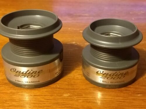 SPARE SPOOLS for Diawa Ondine Spinning Reels-Brand New//Old Stock